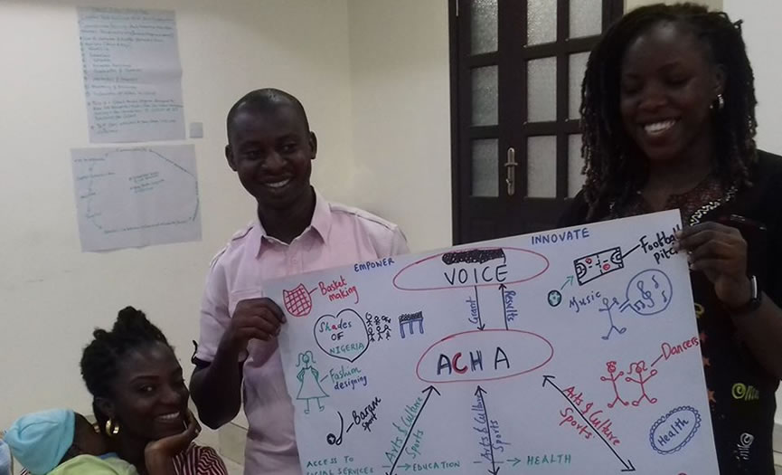 ACHA Team attends Linking and Learning Workshop in Lagos