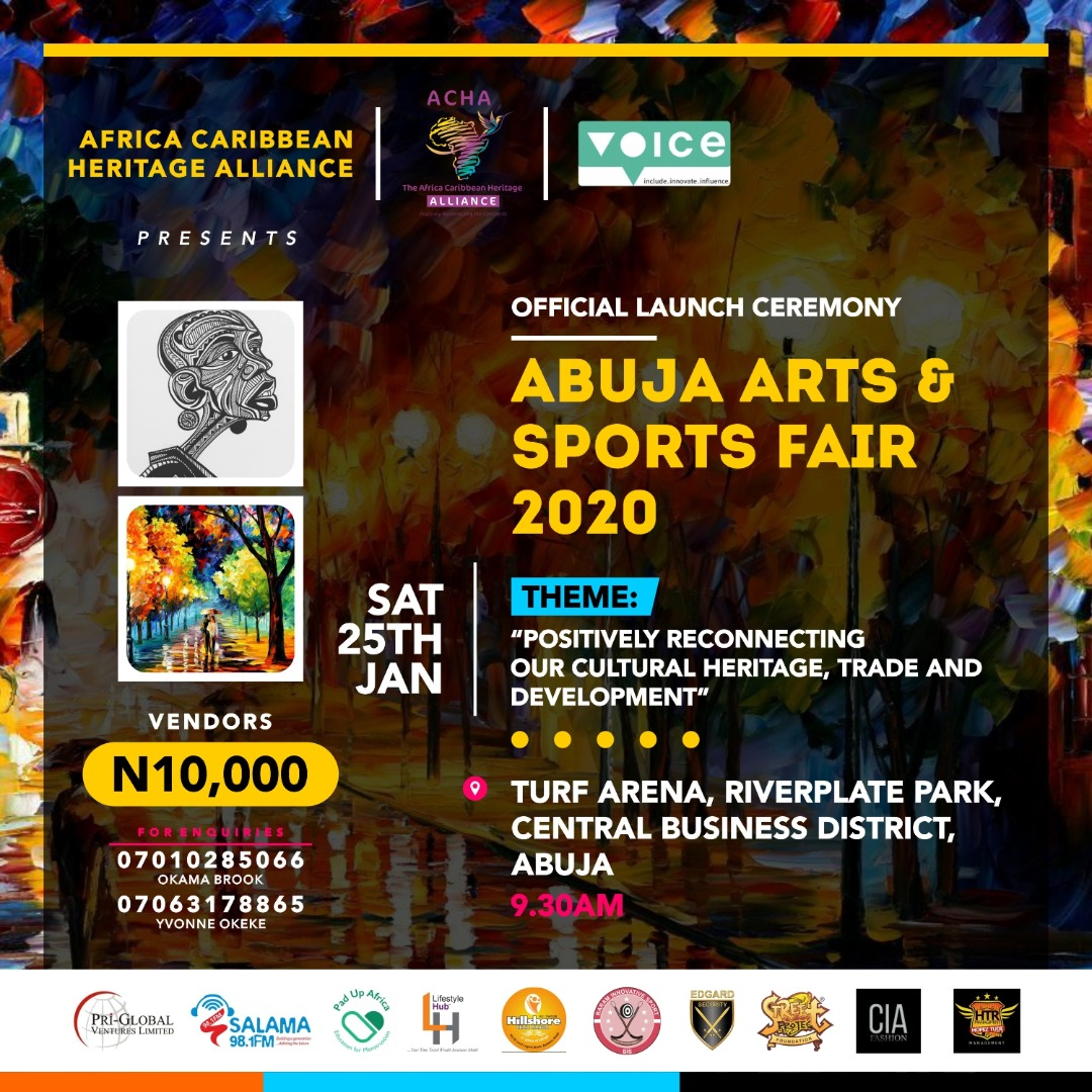 Acha organizes Abuja Arts & Sports Fair 2019