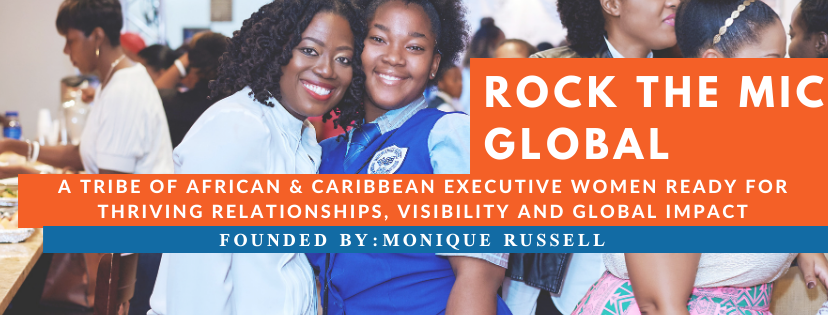 Rock The Mic global – African Caribbean Executive Women Group unites on Facebook