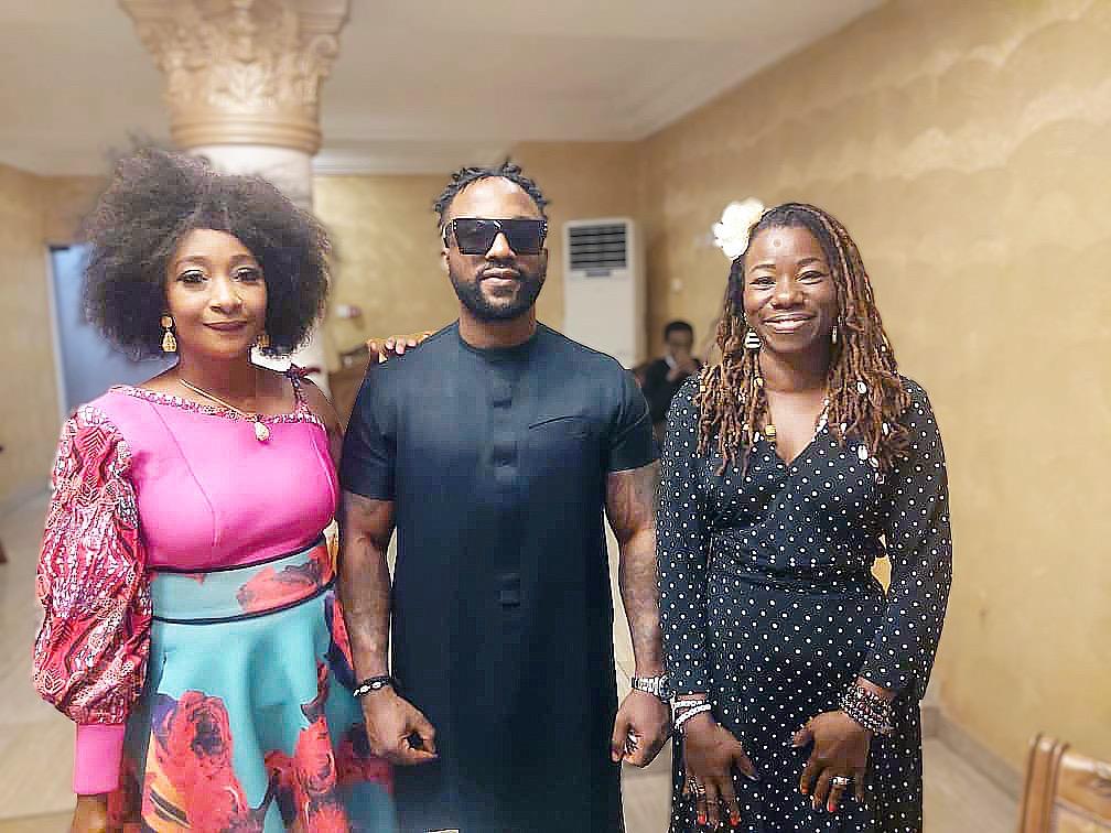 ACHA welcomes talented Nigerian artist Iyanya as Goodwill Ambassador.