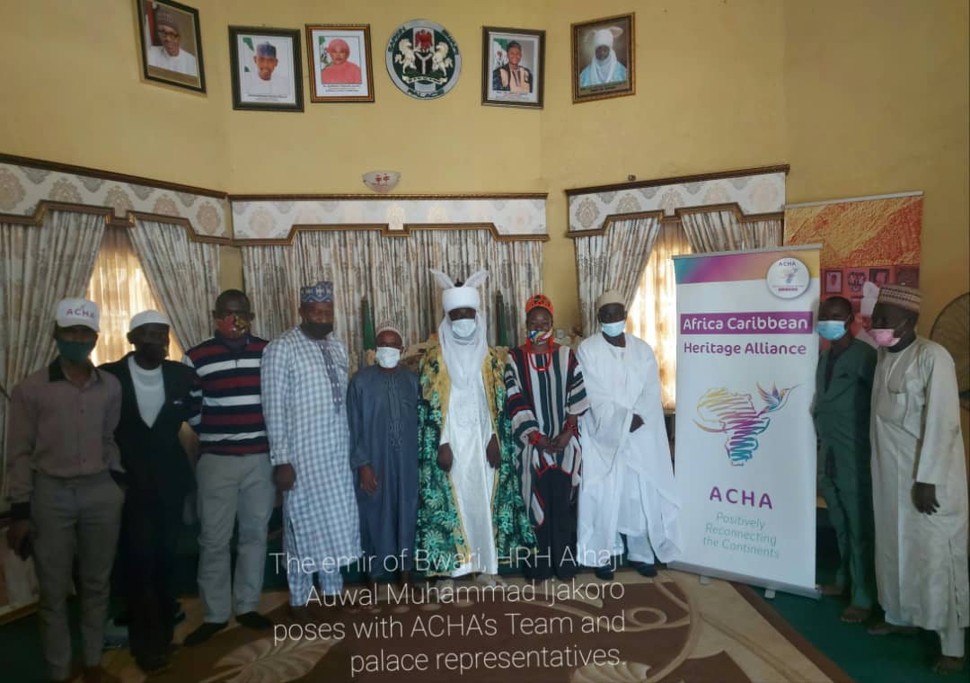 ACHA pays special visit to the Emir of Bwari