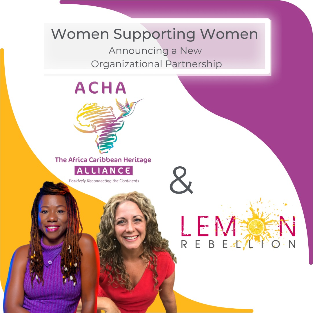 ACHA and Lemon Rebellion announce a new partnership.